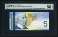 Canadian Currency: , BC-67aA $5 2006. ...