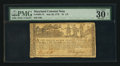 Colonial Notes:Maryland, Maryland July 26, 1775 $1 1/3 PMG Very Fine 30 Net.. ...