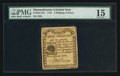Colonial Notes:Massachusetts, Massachusetts 1779 4s 6d PMG Choice Fine 15.. ...