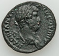 Ancients:Roman Imperial, Ancients: Hadrian (AD 117-138). Æ as (27mm, 10.33 gm, 6h). ...
