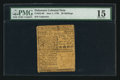 Colonial Notes:Delaware, Delaware June 1, 1759 20s PMG Choice Fine 15.. ...