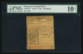Colonial Notes:Delaware, Delaware May 31, 1760 50s PMG Very Good 10 Net.. ...