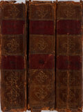 Books:Biography & Memoir, [Jonathan Swift]. A Supplement to Dr. Swift's Works: containingMiscellanies in Prose and Verse, by the Dean. J.... (Total: 3Items)