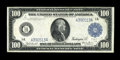 Fr. 1085 $100 1914 Federal Reserve Note Very Fine