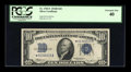 Small Size:Silver Certificates, Fr. 1703* $10 1934B Silver Certificate. PCGS Extremely Fine 40.. ...