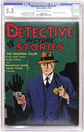 Platinum Age (1897-1937):Miscellaneous, Detective Picture Stories #1 (Comics Magazine, 1936) CGC FN- 5.5Cream to off-white pages. This book's claim to fame is that...