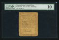 Colonial Notes:Pennsylvania, Pennsylvania June 18, 1764 George Clymer 20s PMG Very Good 10.. ...