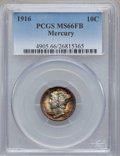 Mercury Dimes: , 1916 10C MS66 Full Bands PCGS. PCGS Population (363/101). NGCCensus: (342/86). Mintage: 22,180,080. Numismedia Wsl. Price ...