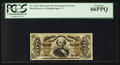 Fractional Currency:Third Issue, Fr. 1326 50¢ Third Issue Spinner PCGS Gem New 66PPQ.. ...