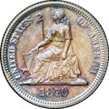 Patterns, 1870 10C Ten Cents, Judd-831, Pollock-921, High R.6, PR67 NGC.CAC....