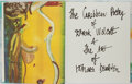Books:Literature 1900-up, Derek Walcott and Romare Bearden. SIGNED LIMITED. Poems of theCaribbean. Limited Editions Club, 1983. Limited t...