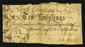 Colonial Notes:North Carolina, North Carolina April 4, 1748 10s Very Good.. ...
