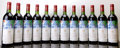 Red Bordeaux, Chateau Mouton Rothschild 1982 . Pauillac. 8bn, 10lbsl, 1lscl, 3nc, 1tc, 4spc, owc. Bottle (12). ... (Total: 12 Btls. )