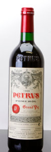 Red Bordeaux, Chateau Petrus 1999 . Pomerol. Bottle (1). ... (Total: 1Btl. )