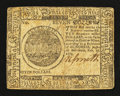 Colonial Notes:Continental Congress Issues, Continental Currency February 26, 1777 $7 Extremely Fine.. ...
