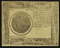 Colonial Notes:Continental Congress Issues, Continental Currency September 26, 1778 $7 Counterfeit DetectorNew.. ...