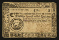 Colonial Notes:South Carolina, South Carolina December 23, 1776 $20 Very Fine-Extremely Fine.. ...