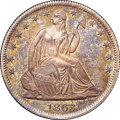 Patterns, 1863 50C Half Dollar, Judd-342, Pollock-414, R.7, PR66 NGC....