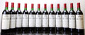 Red Bordeaux, Chateau Leoville Las Cases 1981 . St. Julien. 9bn, 1ts, 4lbsl, 1lwasl, 2wasl, 12lcc, 5lnc, 3spc, 2ssos, owc. Bottle (12)... (Total: 12 Btls. )