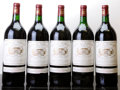 Red Bordeaux, Chateau Margaux 1981 . Margaux. 1ts, 4lbsl, 1lnl, 1nl, 1lnc,owc. Magnum (5). ... (Total: 5 Mags. )