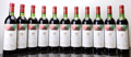 Red Bordeaux, Chateau Mouton Rothschild 1979 . Pauillac. 4ts, 3vhs, 3hs, 11lbsl, 10lcc, 3lnc, owc. Bottle (11). ... (Total: 11 Btls. )