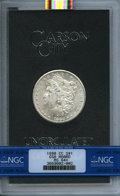 GSA Dollars: , 1880-CC $1 GSA HOARD MS64+ NGC. NGC Census: (1767/705). ...