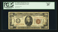 Small Size:World War II Emergency Notes, Fr. 2304* $20 1934 Hawaii Federal Reserve Note. PCGS Very Fine 25.....