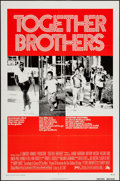 "Movie Posters:Blaxploitation, Together Brothers (20th Century Fox, 1974). One Sheets (2) (27"" X41"") Styles A & B. Blaxploitation.. ... (Total: 2 Items)"