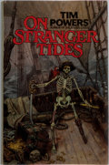 Books:Science Fiction & Fantasy, Tim Powers. SIGNED. On Stranger Tides. Ace Books, 1987. First edition. Signed by the author on the title page. ...