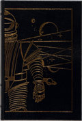 Books:Science Fiction & Fantasy, Joe Haldeman. SIGNED. The Forever War. Easton Press, 1988. First edition thus. Signed by the author on the title...