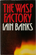 Books:Science Fiction & Fantasy, Iain M. Banks. SIGNED. The Wasp Factory. Macmillan London Limited, 1984. First English edition. Signed by the au...