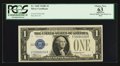 Small Size:Silver Certificates, Fr. 1605 $1 1928E Silver Certificate. PCGS Apparent Choice New 63.. ...