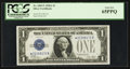 Small Size:Silver Certificates, Fr. 1601* $1 1928A Silver Certificate. PCGS Gem New 65PPQ.. ...