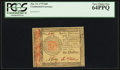 Colonial Notes:Continental Congress Issues, Continental Currency January 14, 1779 $60 PCGS Very Choice New64PPQ.. ...
