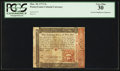 Colonial Notes:Pennsylvania, Pennsylvania March 20, 1771 5s PCGS Very Fine 30.. ...