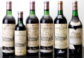 Red Bordeaux, Chateau Haut Brion. 1970 Pessac-Leognan ltl, lbsl Bottle(1). Chateau La Mission Haut Brion. 1964 Pessac-L... (Total: 5Btls. & 1 Half. )