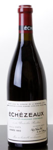 Red Burgundy, Echezeaux 1993 . Domaine de la Romanee Conti . #03879.Bottle (1). ... (Total: 1 Btl. )