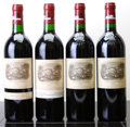 Red Bordeaux, Chateau Lafite Rothschild. Pauillac. 1990 Bottle (2). 2000 Bottle (2). ... (Total: 4 Btls. )