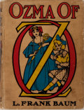 Books:Children's Books, L. Frank Baum. Ozma of Oz. Reilly & Britton, 1907. Firstedition. Illustrated by John R. Neill. Publisher's pict...