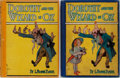 Books:Children's Books, L. Frank Baum. Two Oz Books: Dorothy and the Wizard in Oz.Reilly & Lee, 1908 publishing date, though this is a... (Total:2 Items)