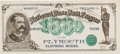 Baseball Collectibles:Others, 1889 Chicago White Stockings Baseball Currency. ...