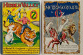 Books:Children's Books, [L. Frank Baum] Rachel R. Cosgrove, Eloise Jarvis McGraw and LaurenMcGraw Wagner. Two Oz Books. Including The Hidden Va... (Total:2 Items)