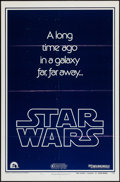 """Movie Posters:Science Fiction, Star Wars (20th Century Fox, 1977). One Sheet (27"""" X 41"""") Teaser Style B. Science Fiction.. ..."""