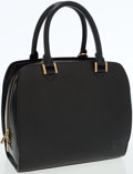 Luxury Accessories:Bags, Louis Vuitton Black Epi Leather Pont-Neuf Top Handle Bag. ...