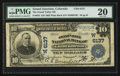 National Bank Notes:Colorado, Grand Junction, CO - $10 1902 Plain Back Fr. 634 The Grand ValleyNB Ch. # (W)6137. ...