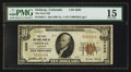 National Bank Notes:Colorado, Ordway, CO - $10 1929 Ty. 1 The First NB Ch. # 8695. ...
