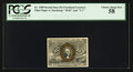 Fractional Currency:Second Issue, Fr. 1289 25¢ Second Issue PCGS Choice About New 58.. ...
