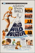 """Movie Posters:Rock and Roll, Wild, Wild Winter (Universal, 1966). One Sheet (27"""" X 41""""). Rockand Roll.. ..."""