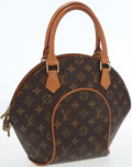 Luxury Accessories:Bags, Louis Vuitton Classic Monogram Canvas Ellipse PM Top Handle Bag....