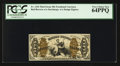 Fractional Currency:Third Issue, Fr. 1343 50¢ Third Issue Justice PCGS Very Choice New 64PPQ.. ...